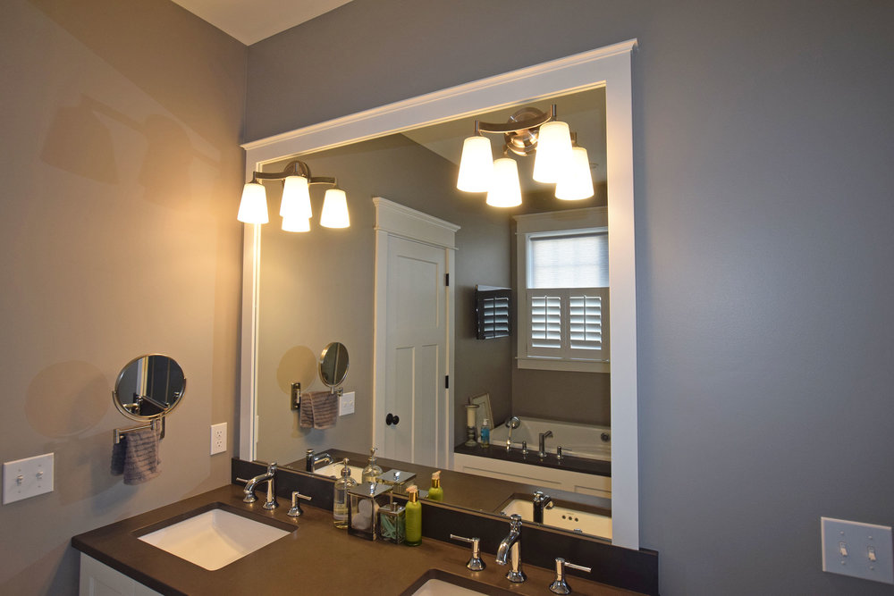 Custom Mirror Surround