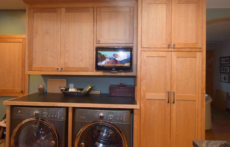 Custom Laundry Room -