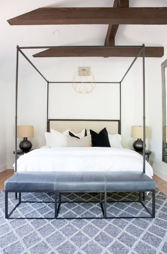 canopy bed 9