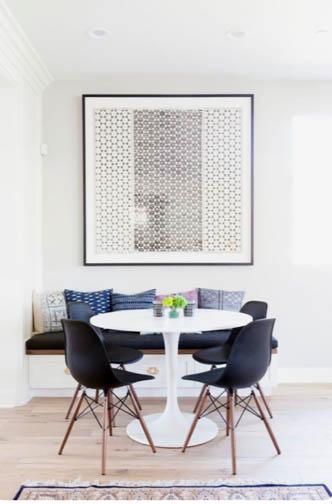 framed textiles