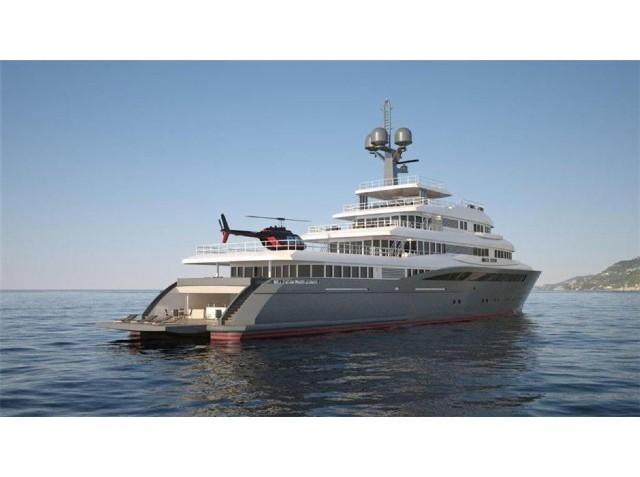 Columbas Explorer Yacht