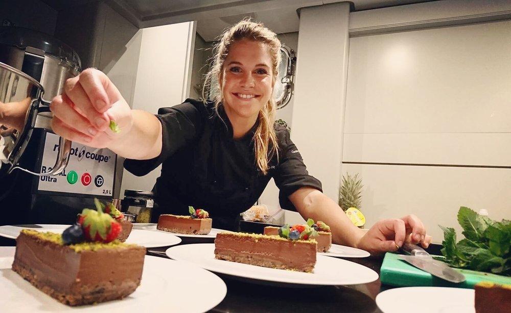 Chef Amy Joubert