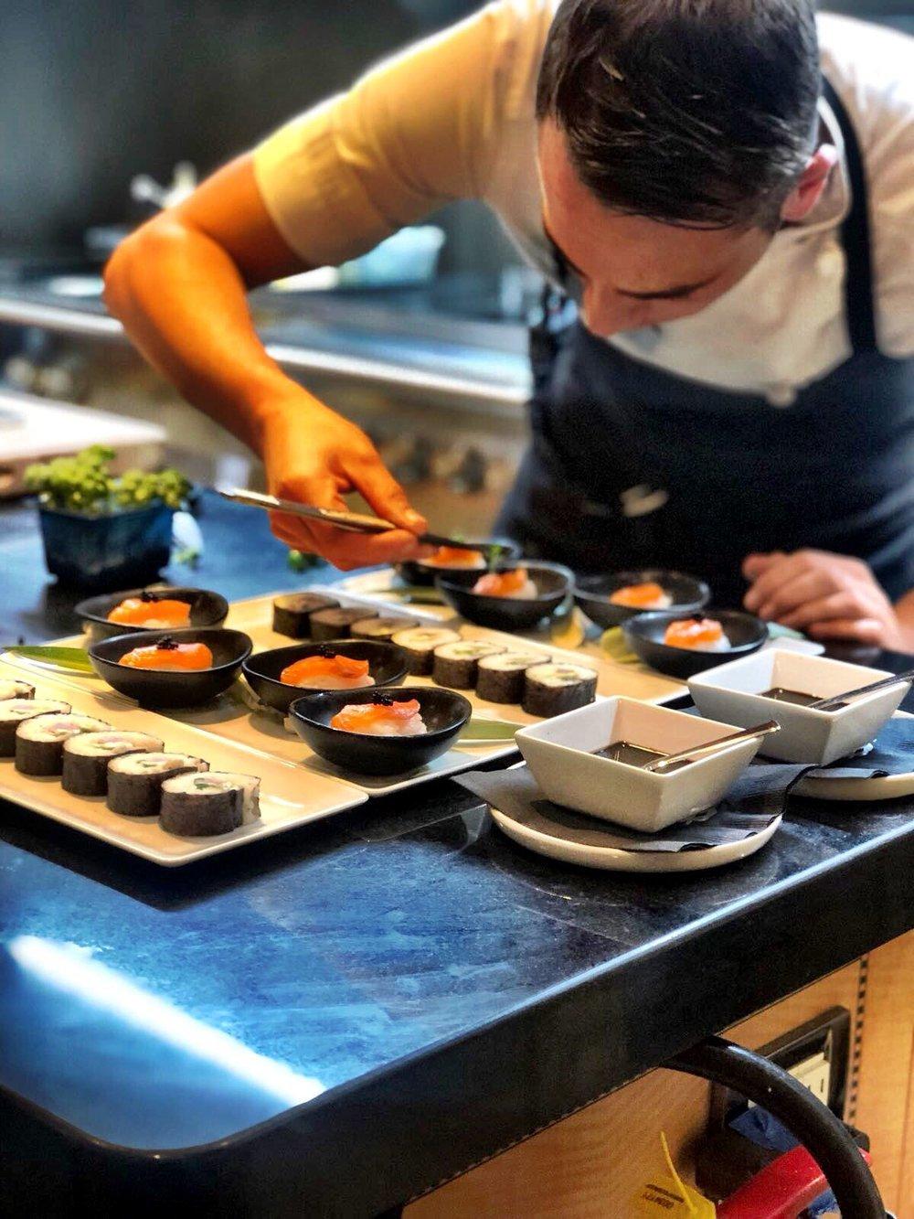 Chef Stuart