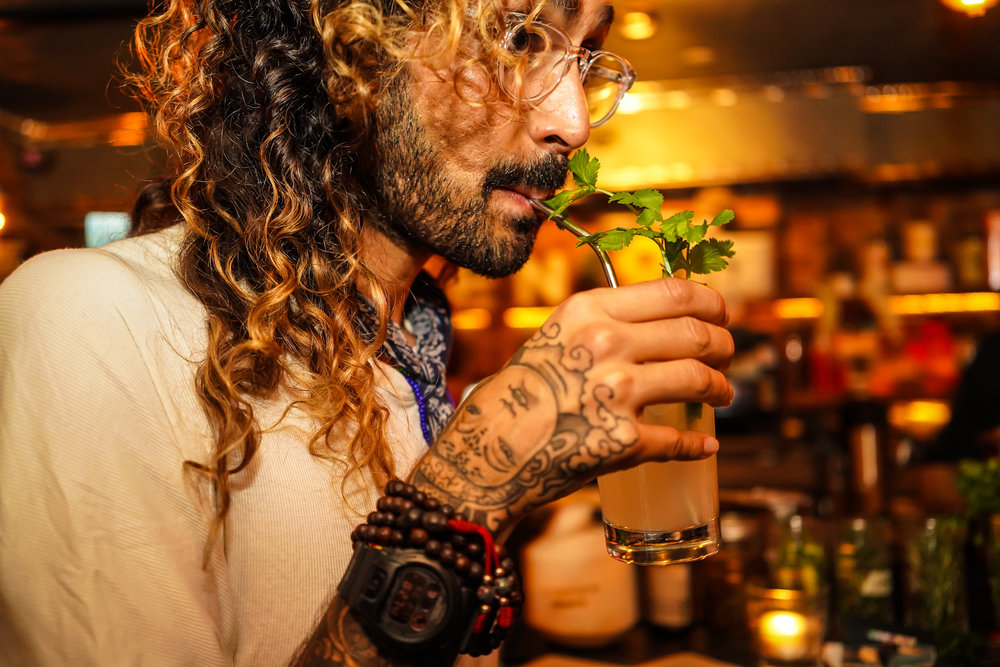 """""""On the strength of its raucous pop-up events, this upstart has become one of the most promising alcohol-free spots on the New York City party circuit."""" - THE OBSERVER"""