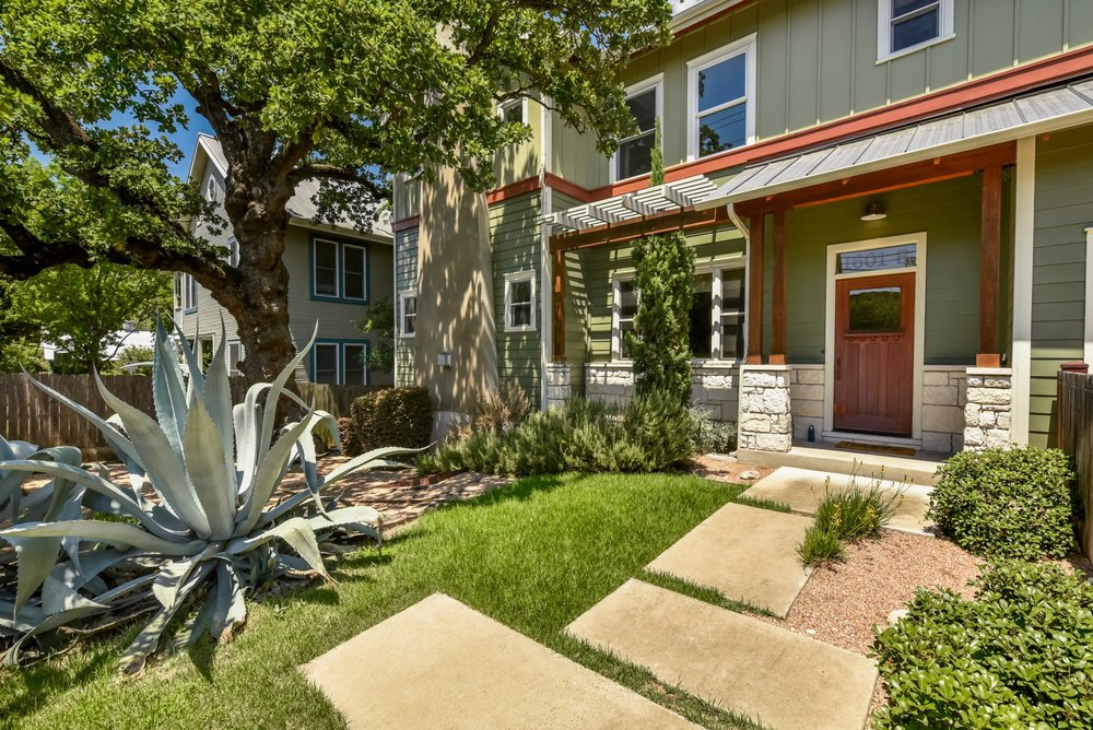 Sold » 1601 West 9th #B • 78703