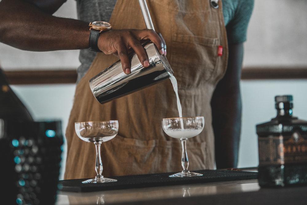 the aero bar bartending service nashville, tn