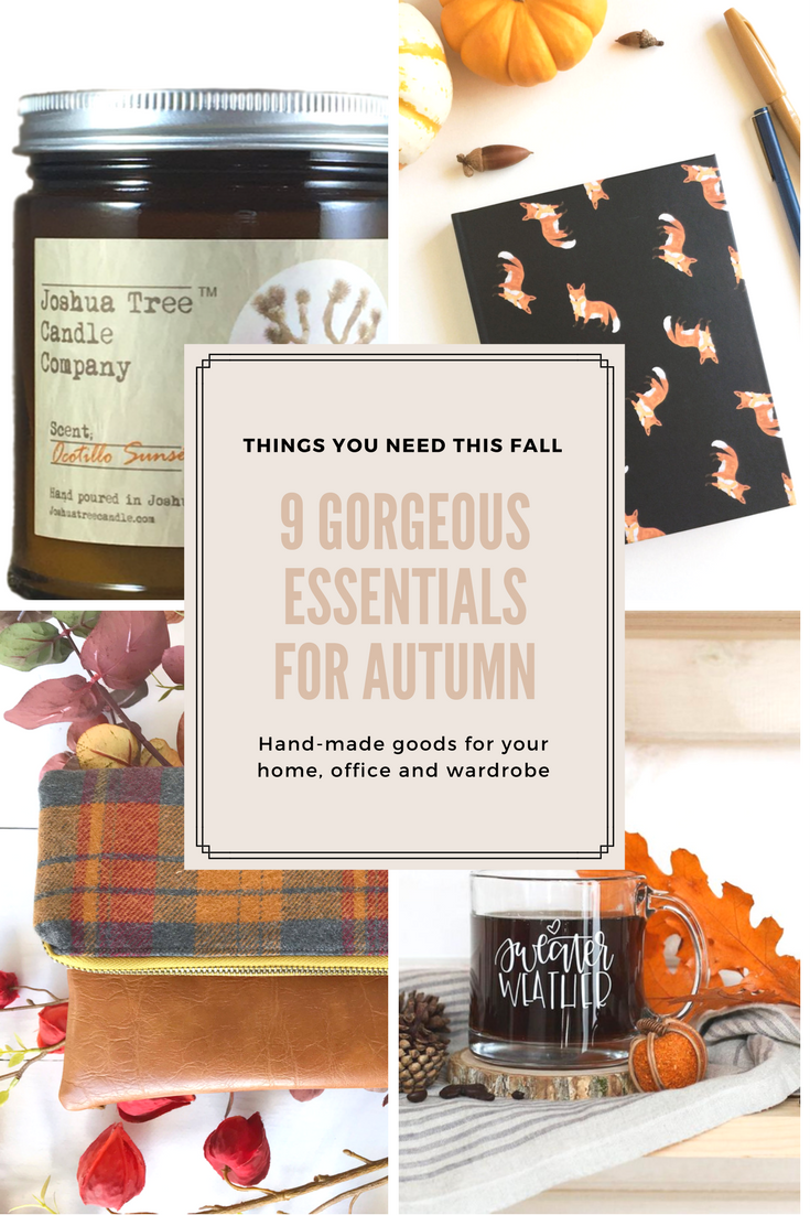 Fall Essentials Picked by sQuinks Art