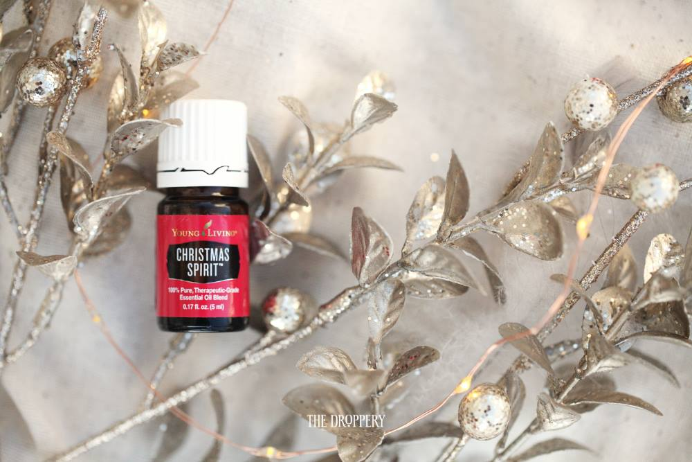 Christmas Spirit: A sweet and spicy holiday blend of orange, cinnamon, and spruce