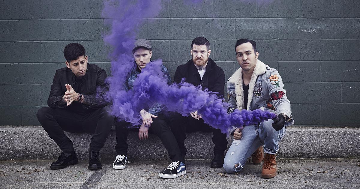4debbf27c Fall Out Boy