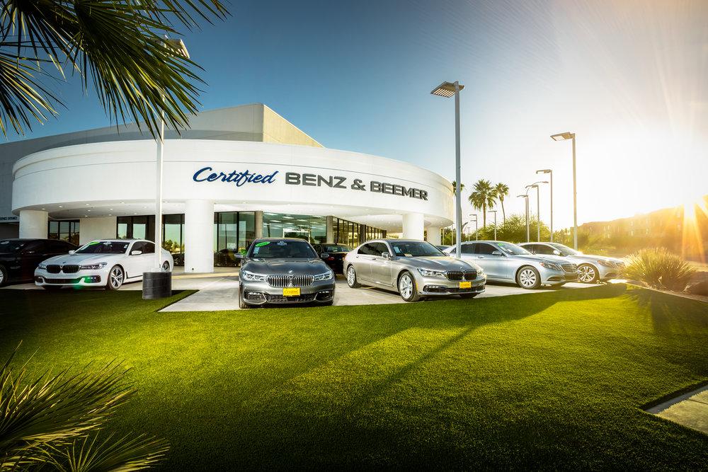 Commercial | Dealerships