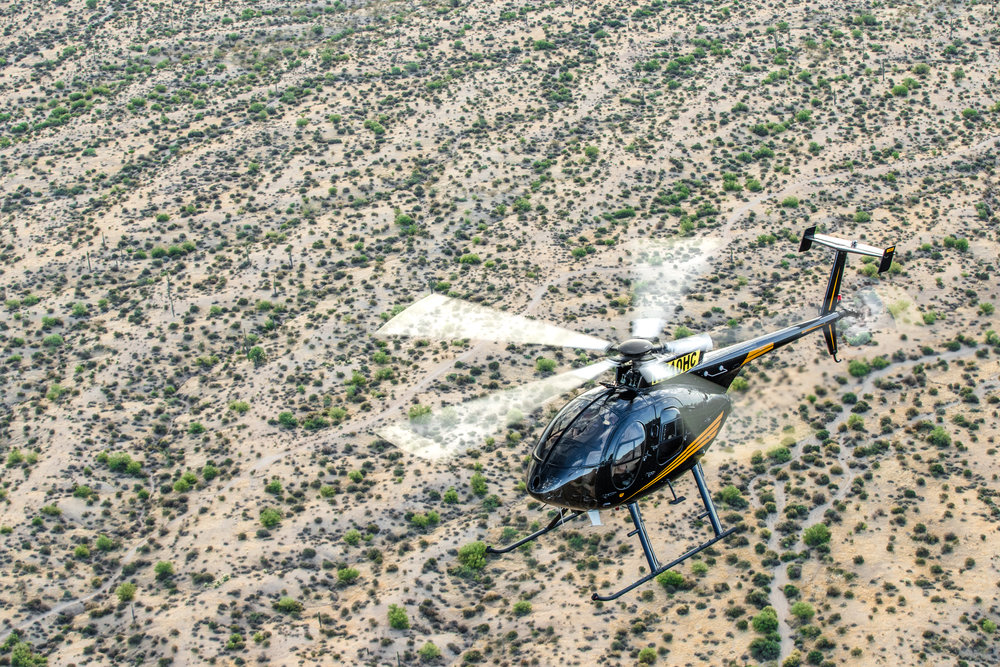 Commercial | MD Helicopters