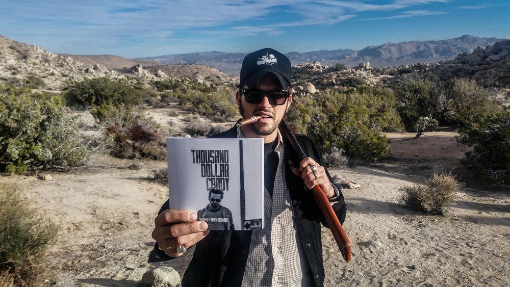 Book Publishing | Thousand Dollar Caddy