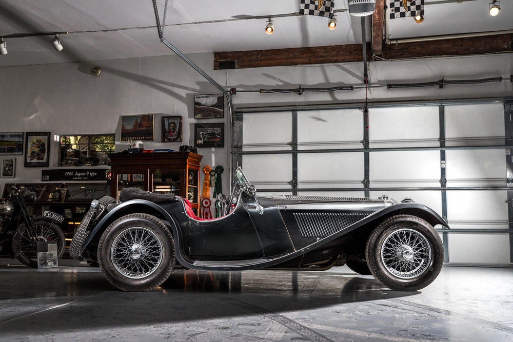 Highline Autos Magazine | Great Garage, Terry Larson Jaguar Collection