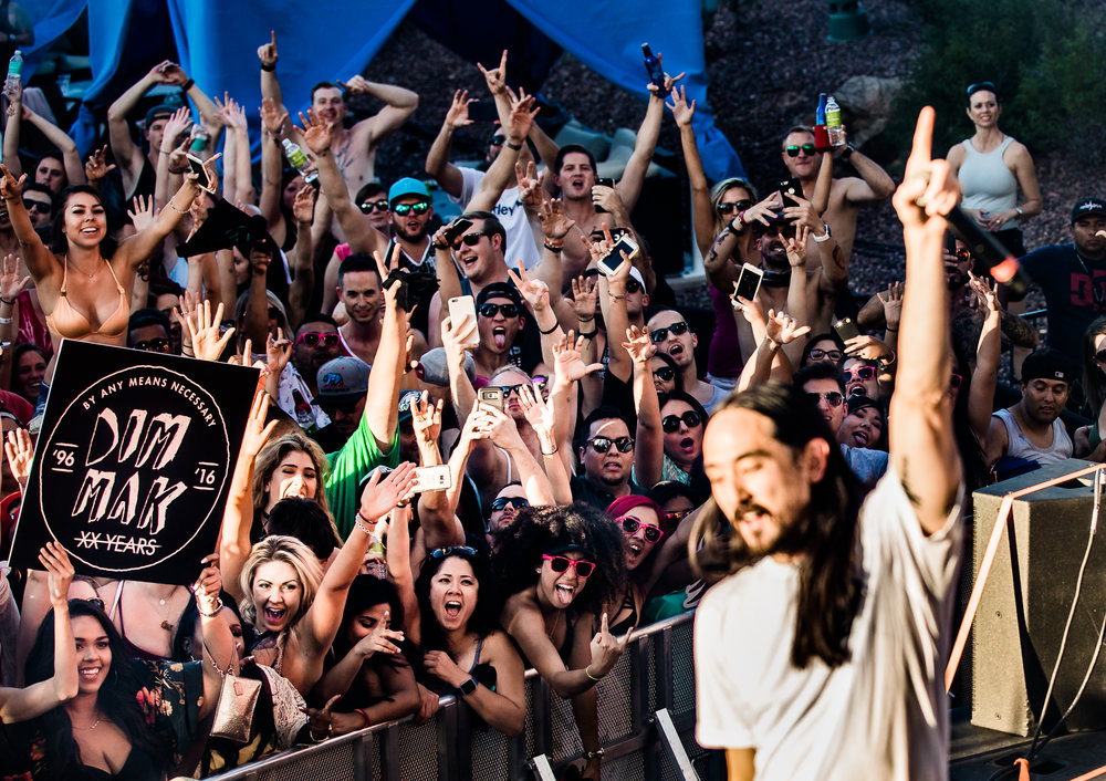 STEVE AOKI | Talking Stick Resort, Scottsdale, Arizona