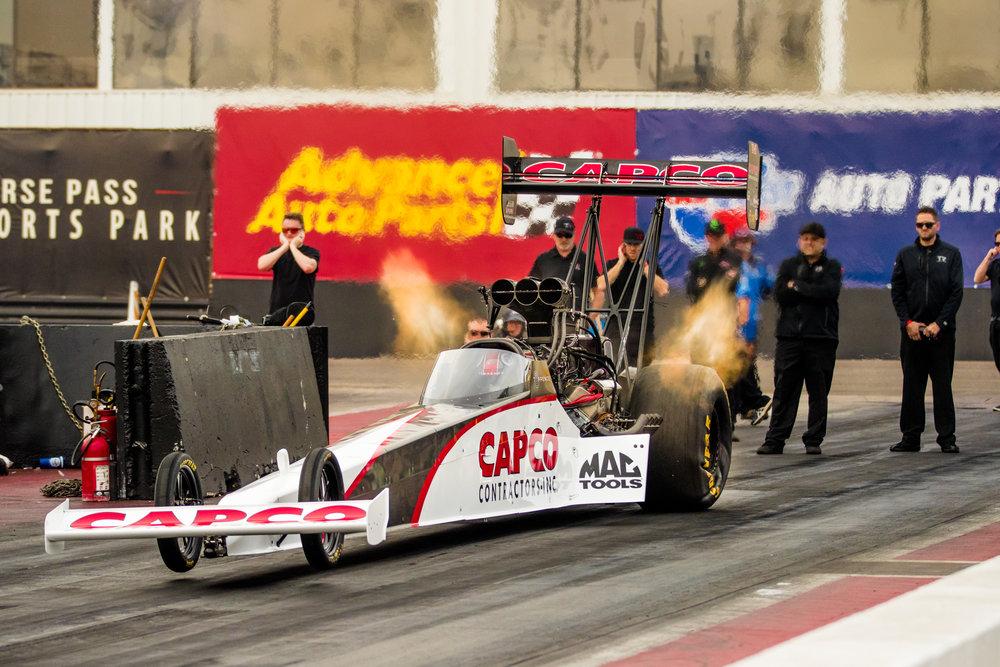 2017 NHRA Spring Trials | Wild Horse Pass Motorsports Park, Chandler, Arizona