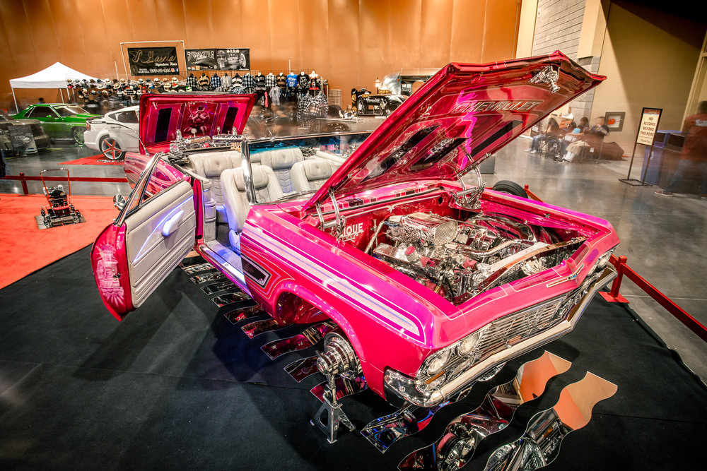 Arizona Indoor Custom Car Show | Phoenix, Arizona
