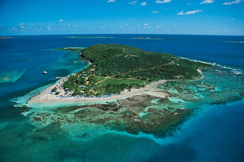 PALOMINO ISLAND - A tropical oasis and the Island of Light Main Stage location.....