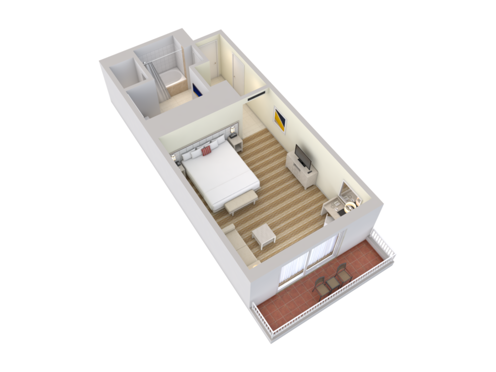 LA MARINA KING FLOOR PLAN