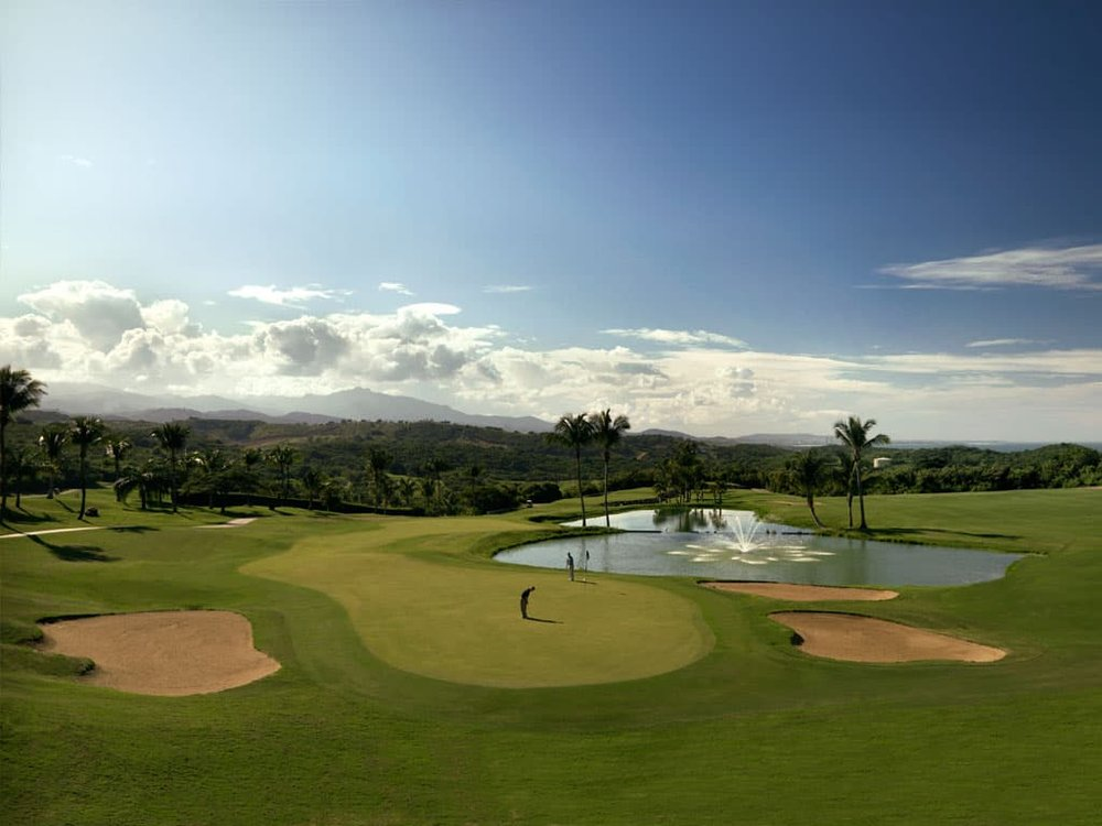 ARTHUR HILLS DESIGNED GOLF COURSE - Immerse yourself in a round of golf while enjoying the dramatic views of the El Yunque Rainforest perched along the Atlantic Ocean. For tee time requests, please email:shenrich@elconresort.comakelly@elconresort.com