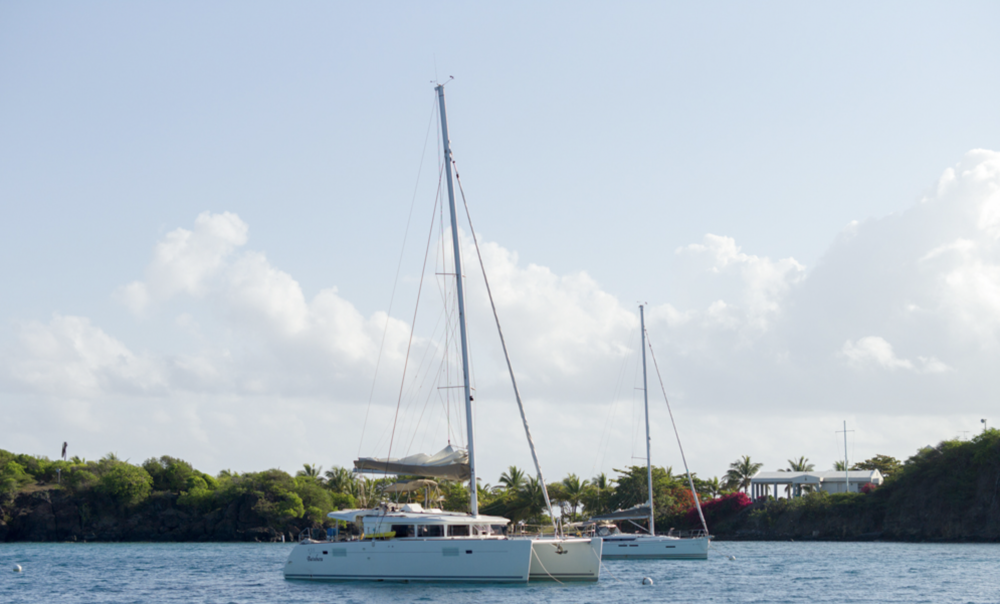 CATAMARAN SAIL SNORKEL TRIP - Guests can snorkel crystal clear Caribbean waters and visit beautiful white sand beaches on islands and deserted cays off the east coast of Puerto Rico. We serve the best Lunch Buffet aboard. Liquor is included.
