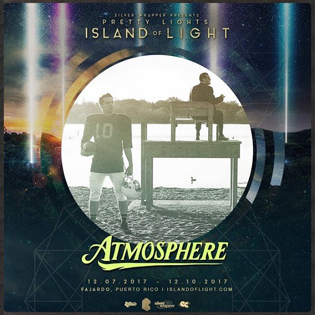 God may love Ugly, but we sure love us some @Atmosphere! Slug & Ant will be joining forces for #IslandofLight! ✨ islandoflight.com ✨ #Atmosphere
