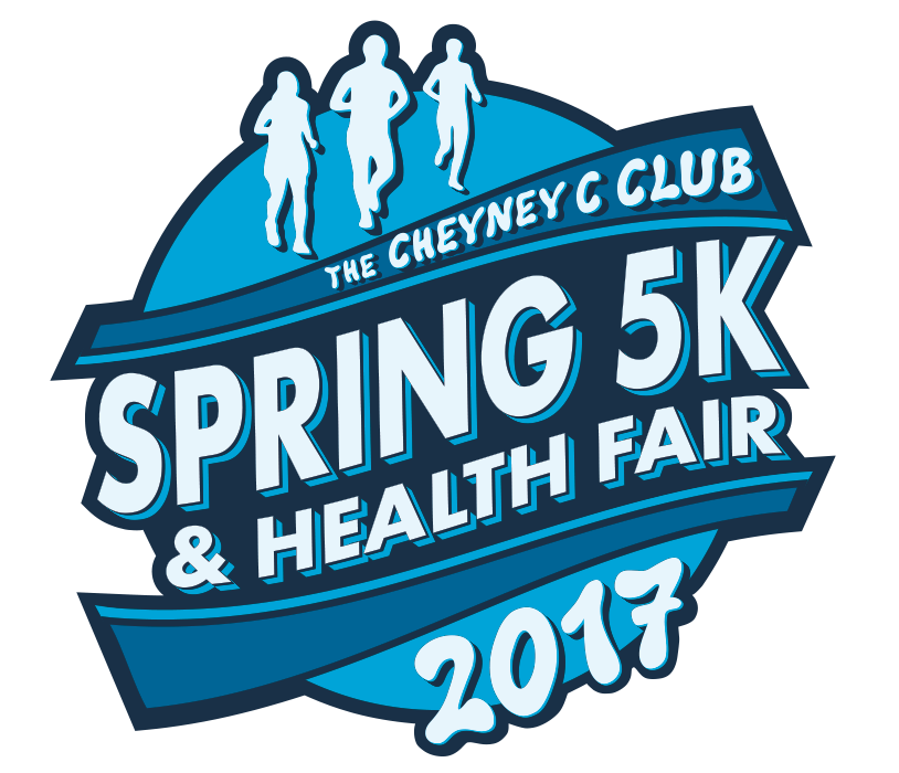Spring Health Fair and 5K logo