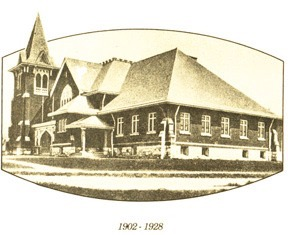 Wesley Methodist Church 1902 - 1928