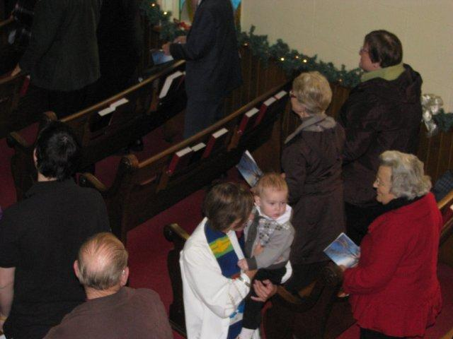 Advent Sunday 1st November 28, 2010 Baptism of Brian Watson son Barrett (9).jpg