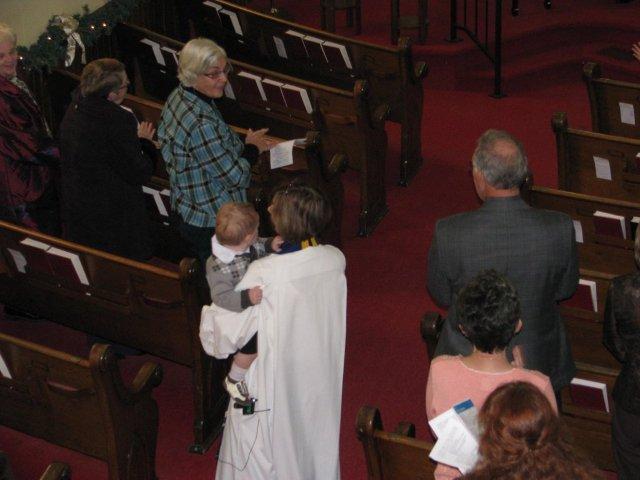 Advent Sunday 1st November 28, 2010 Baptism of Brian Watson son Barrett (10).jpg