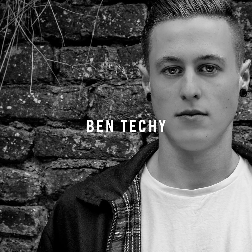 Ben Techy    Resident Advisor   Soundcloud   Facebook