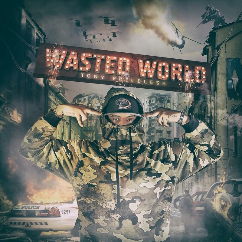 tony priceless: wastedworldsvol.1 (download now) released: december 2017