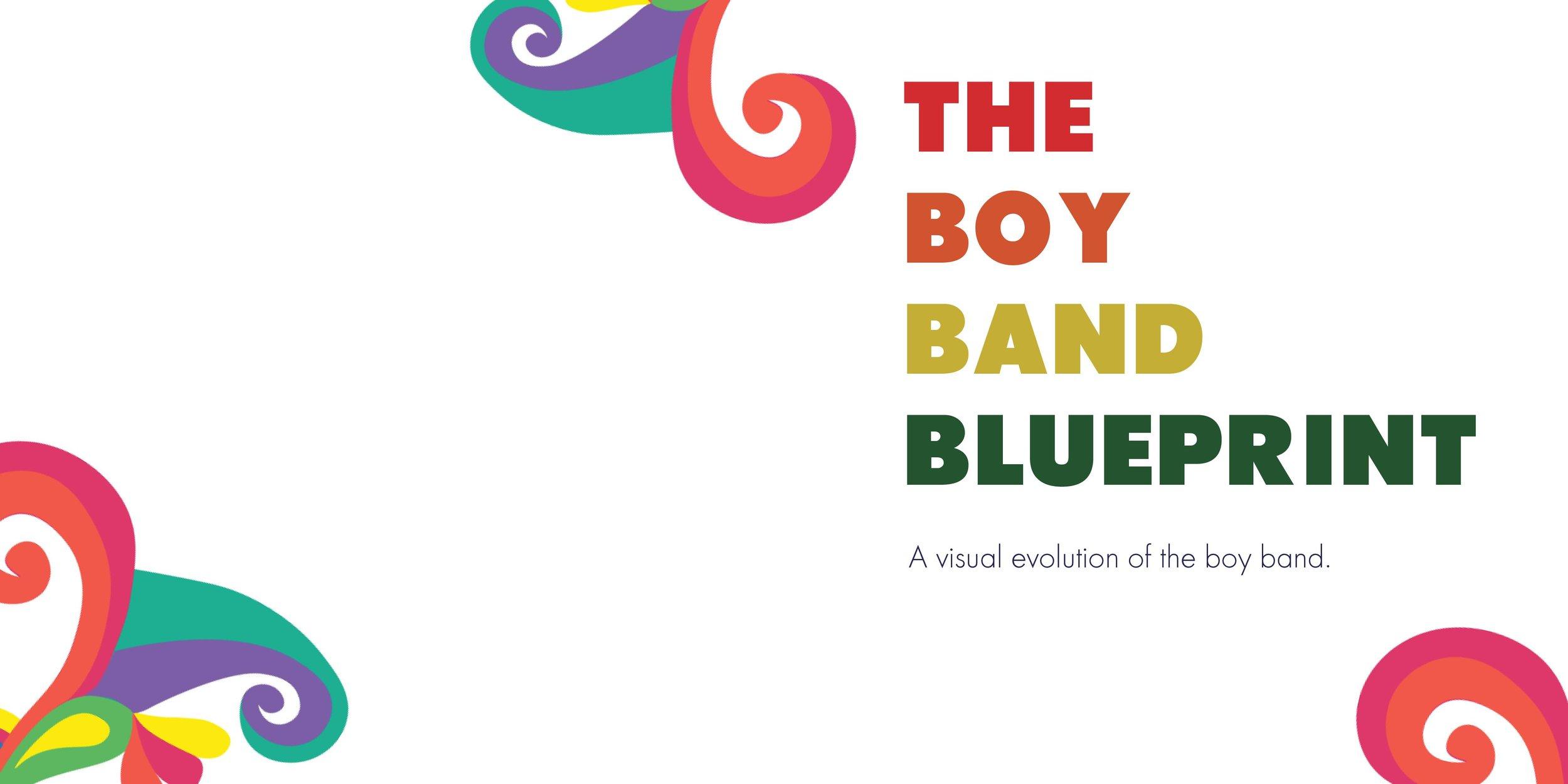 Boyband blueprint book project alaina brogan boyband blueprint book project malvernweather Image collections