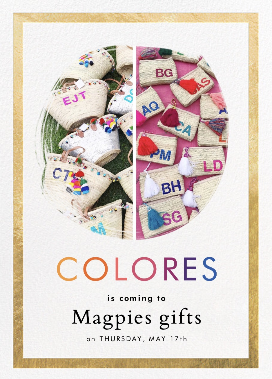 Magpie Belluaire Houston Trunk Show COLORES Collective
