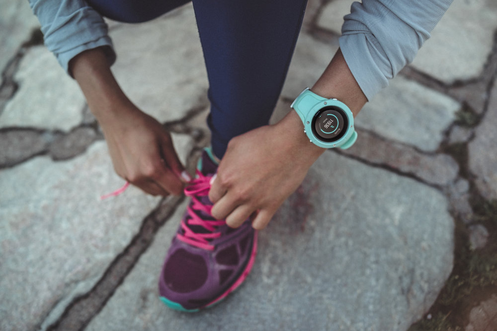 Suunto's new Spartan Trainer Wrist HR is a stylish, comfortable and data-rich training companion. Image: Courtesy Suunto