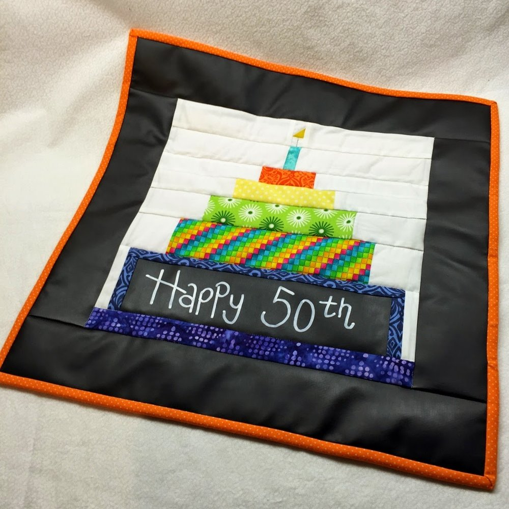 Birthday Chalkboard Mini - A fun way to celebrate a birthday!!