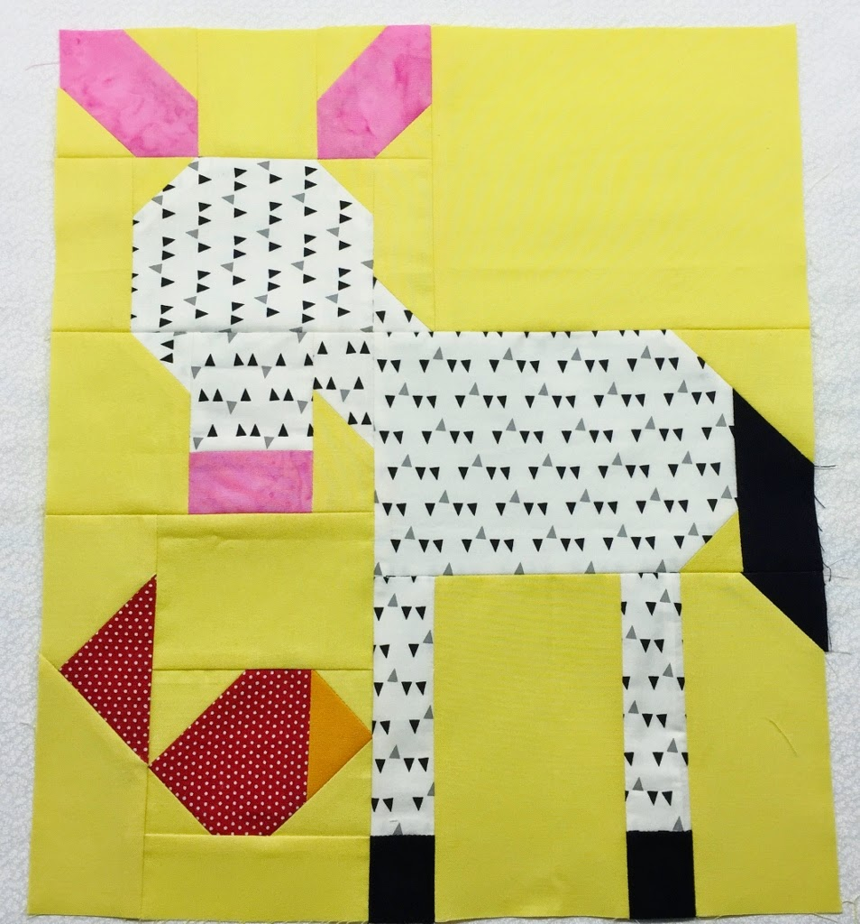 Zany Zebras - Adorable wallhanging...