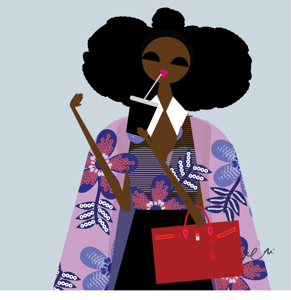 helloooooooo, ca va, bawo ni, konnichiwa! - I'm Eeni..an eclectic fictional fashionista with my suitcase always packed. Come with me on my glamorous wanderlust around the world!