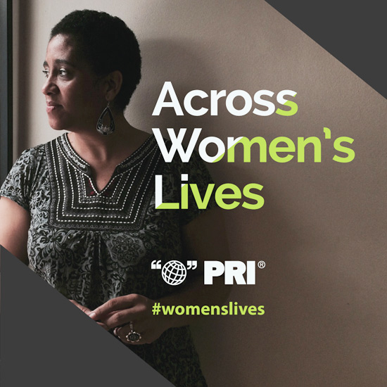 #womenslives PRI