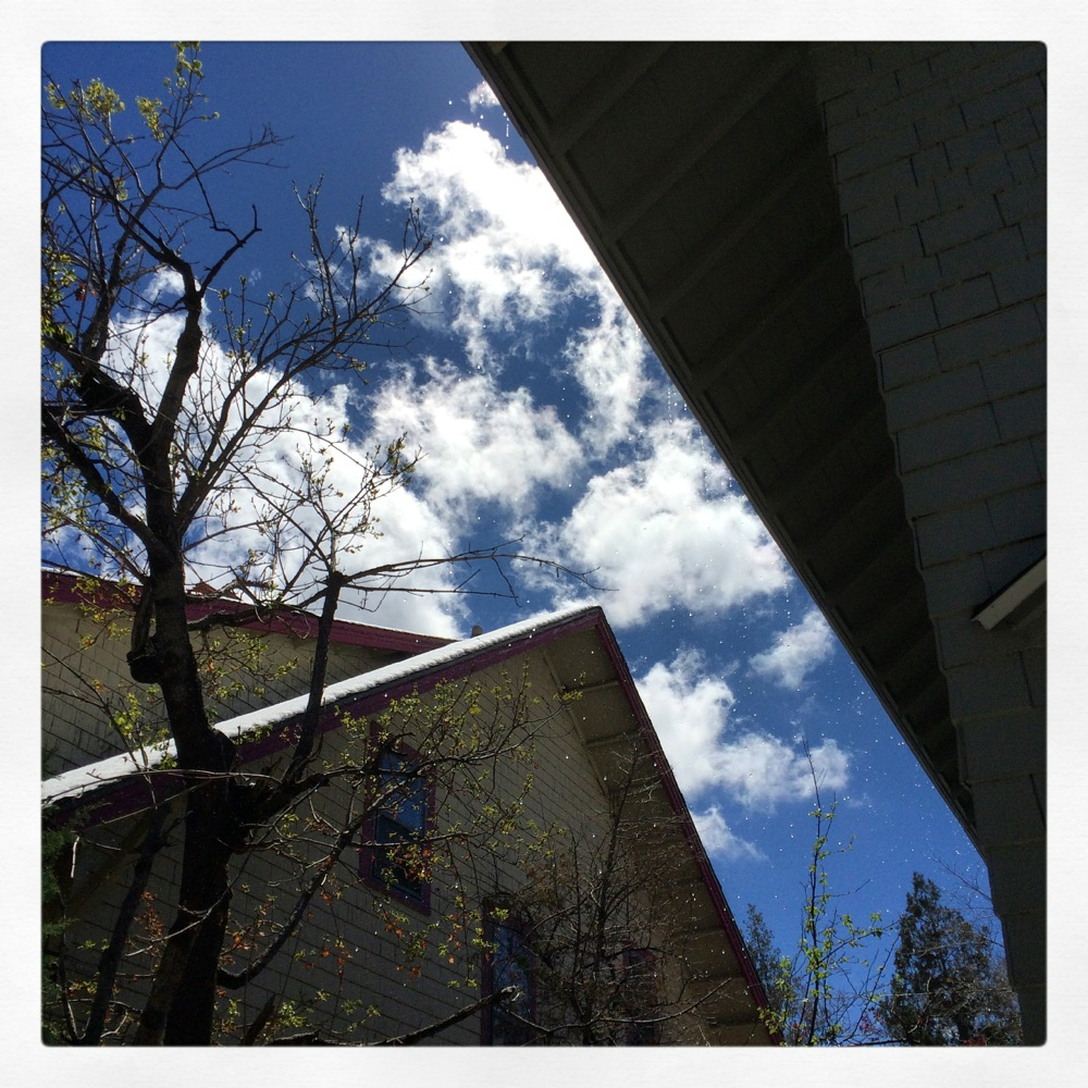 Sky and house, credit Kirsten Akens April 2015