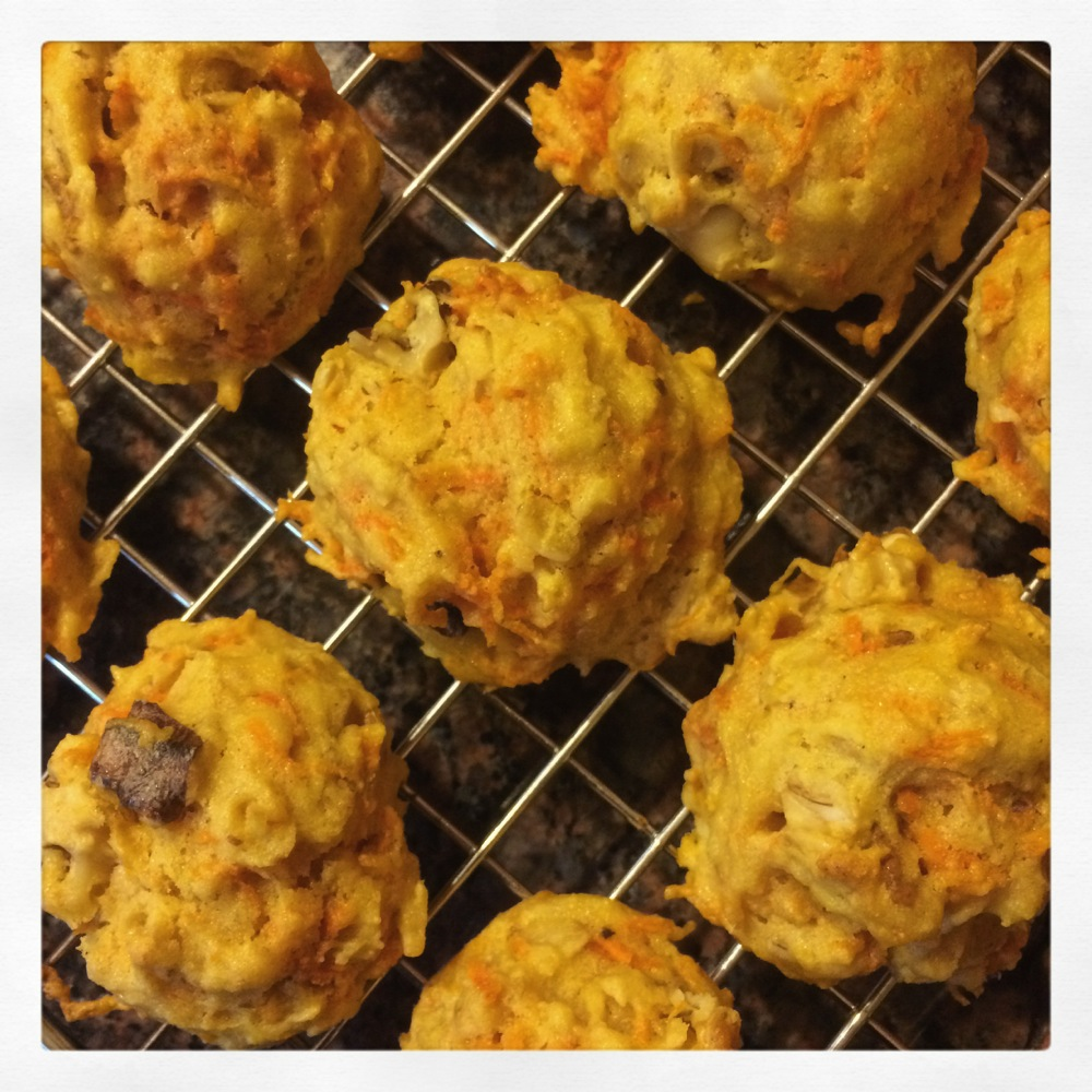 Carrot Oatmeal Cookies from 101 Cookbooks, photo credit Kirsten Akens 2015
