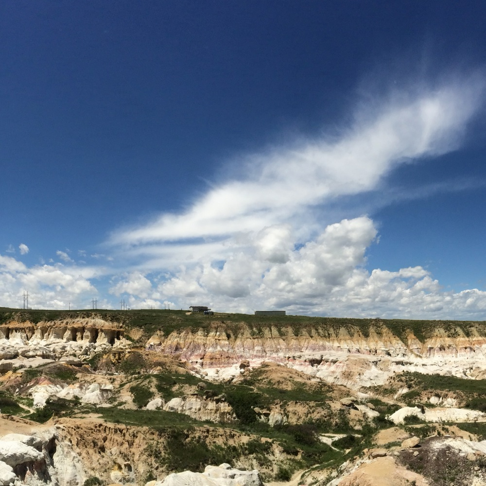 Paint Mines Interpretive Park, Colorado | Kirsten Akens June 2015