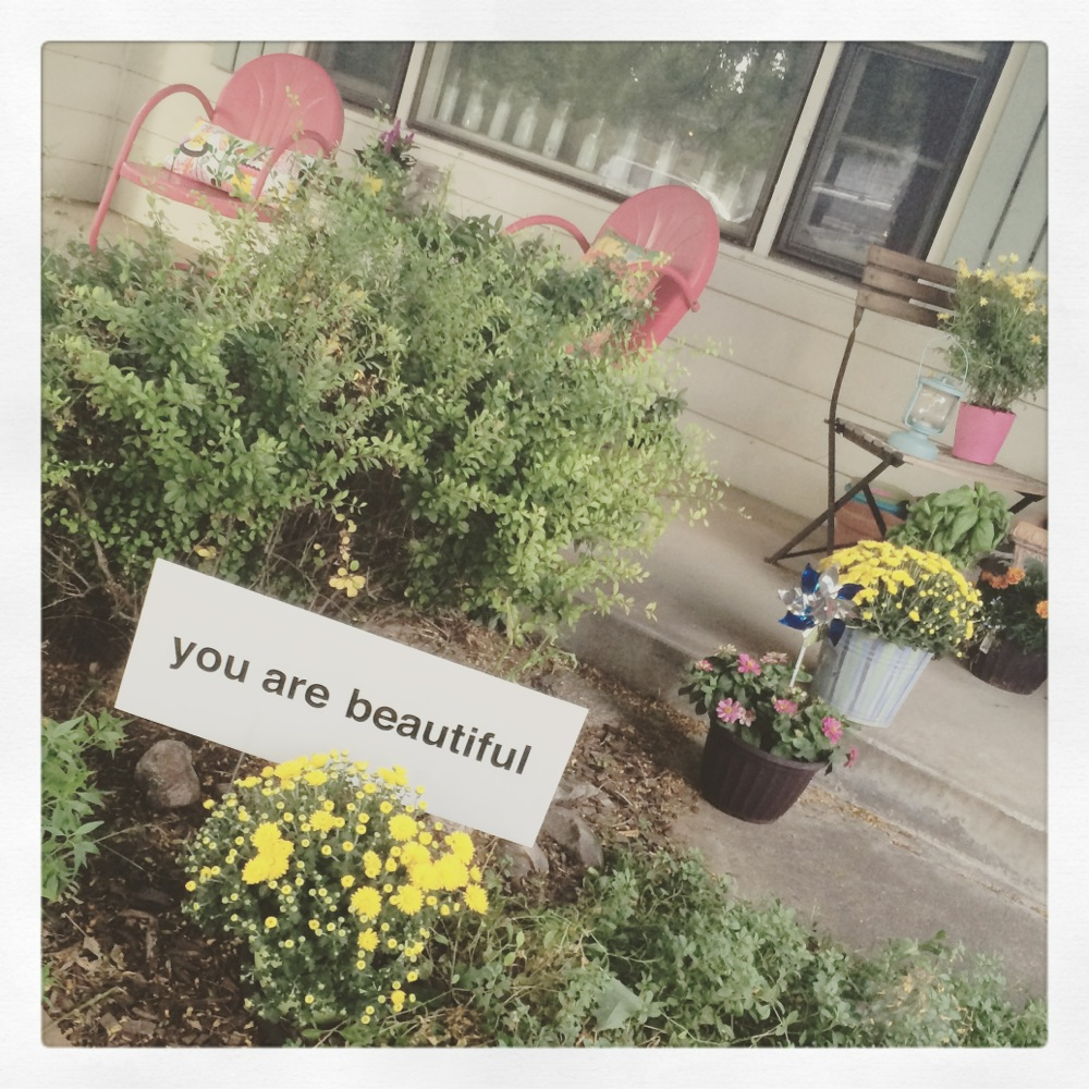 You Are Beautiful Credit Kirsten Akens August 2015