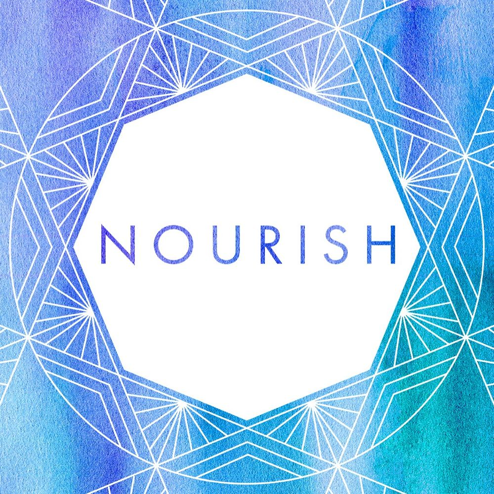 Nourish, art by Jo of The Darling Tree