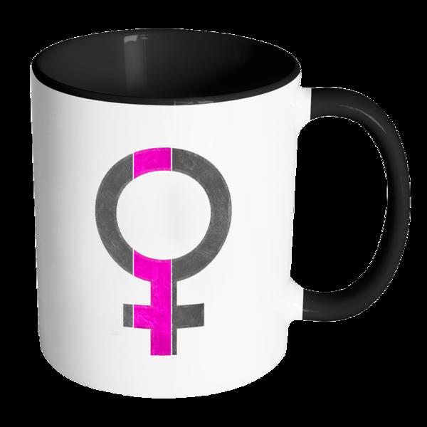 Woman Symbol Mug