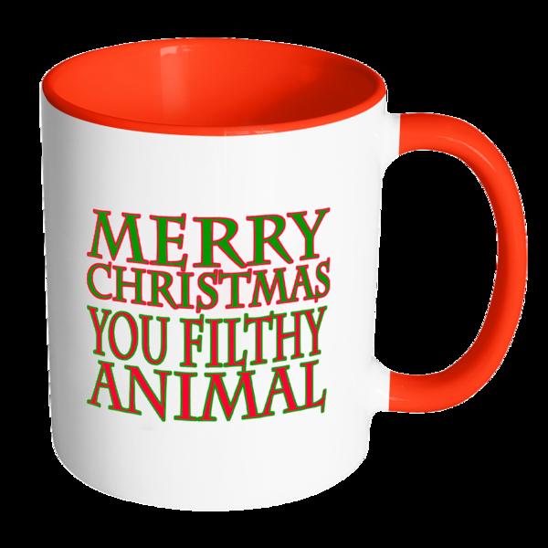 filthy animal mug