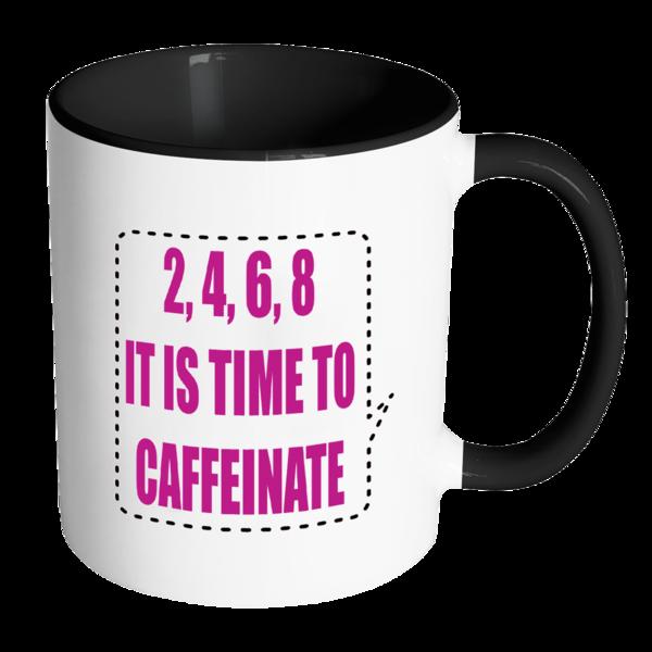 2 4 6 8 mug