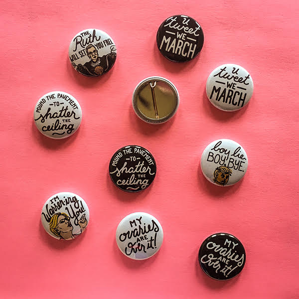 Rally Pins