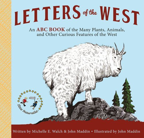 Letters of the West book cover.