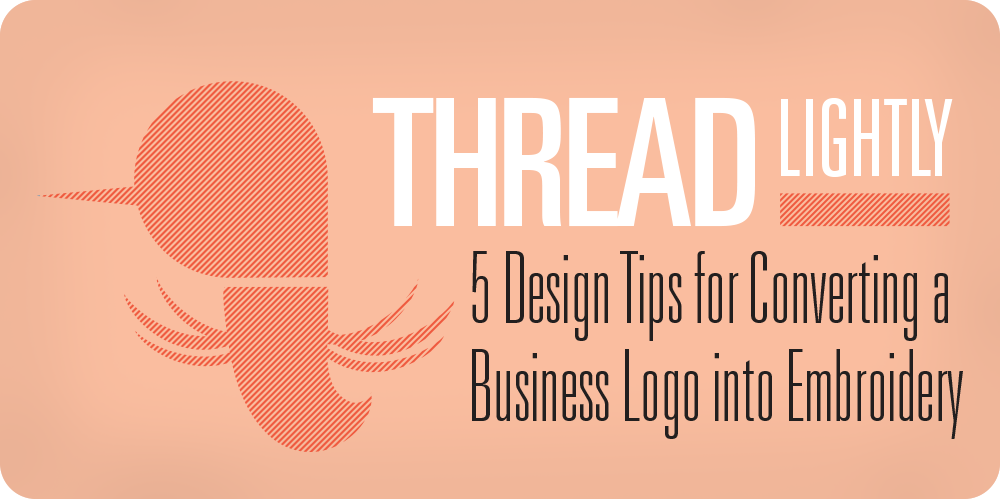 Design Tips for Embroidery