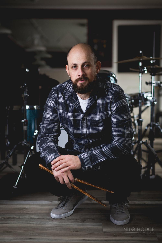 Mario Napoli - Drummer